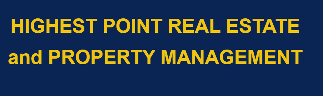 Highest Point Real Estate and Property Management